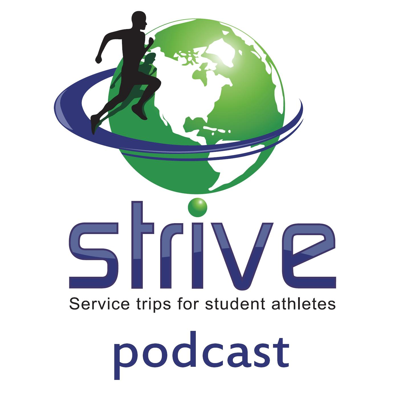STRIVE Trips Running Podcast