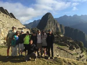 Last stop: Machu Picchu
