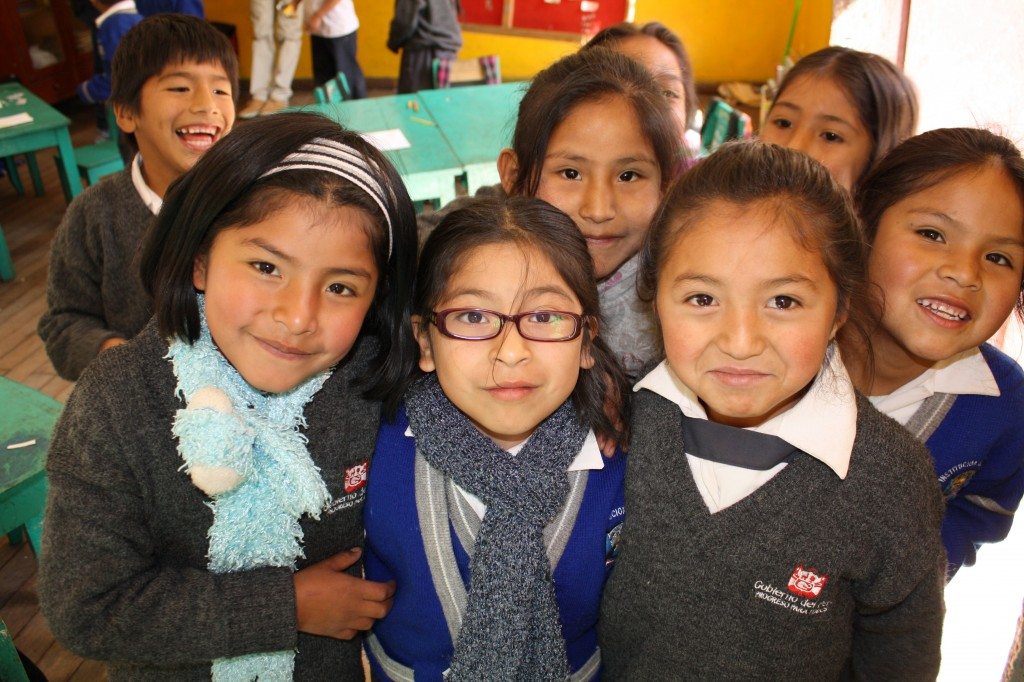 The Center's goal is to help the town of Pisac promote education and healthy lifestyle choices.