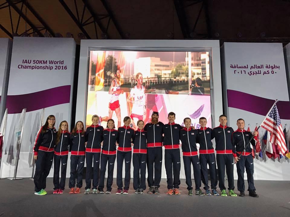 Team USA - Opening Ceremonies